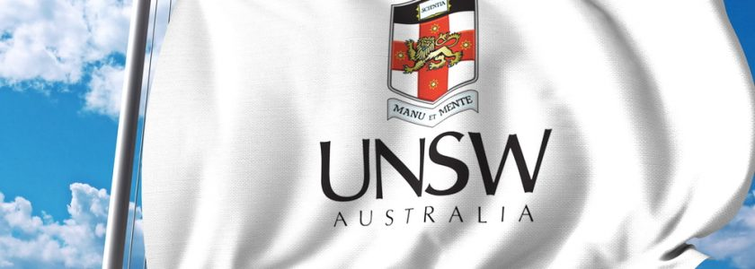 University of New South Wales Flag
